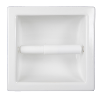 recessed toilet paper holder png